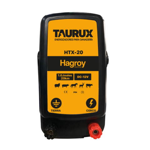 Energizador Solar TAURUX HTX10 / HTX20