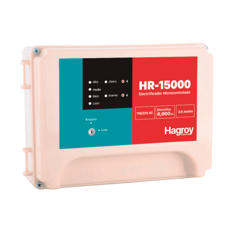 Electrificador HR-15000