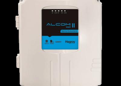 Alarma Comunitaria ALCOM MAX II