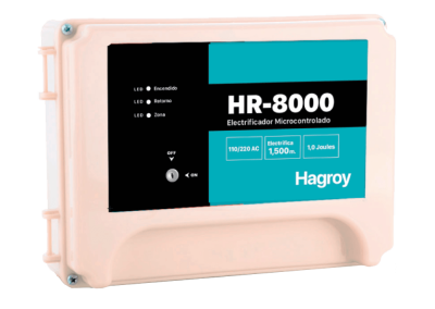 Electrificador HR-8000