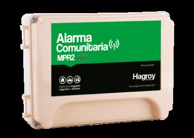 Alarma Comunitaria MPR2