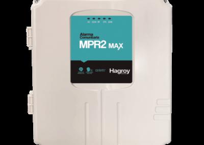 Alarma Comunitaria MPR2-MAX